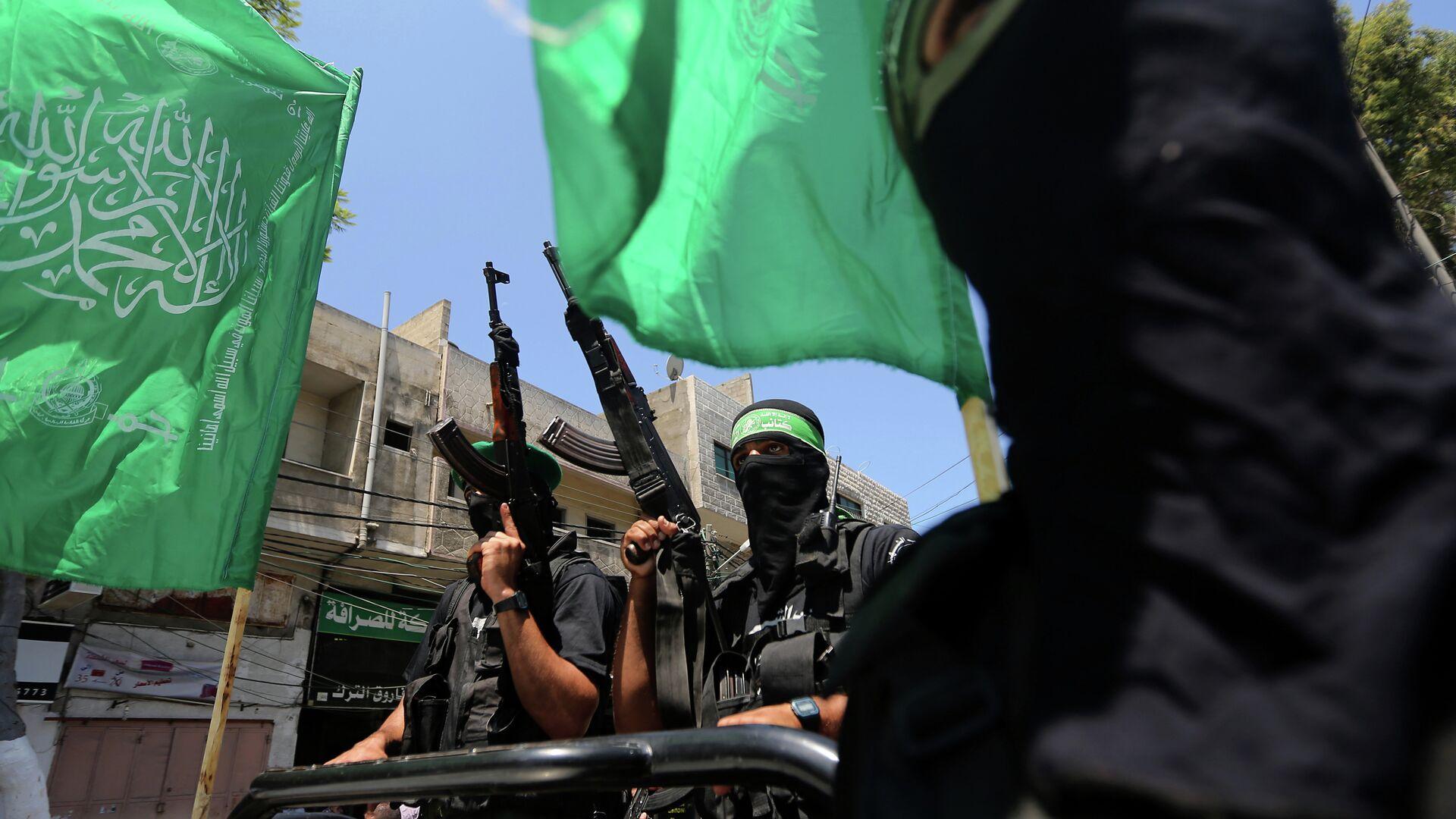 Израиль заявил, что ликвидировал ключевые фигуры разведки ХАМАС