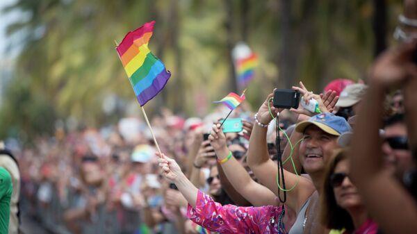 Гей-парад во Флориде, США. Архивное фото
