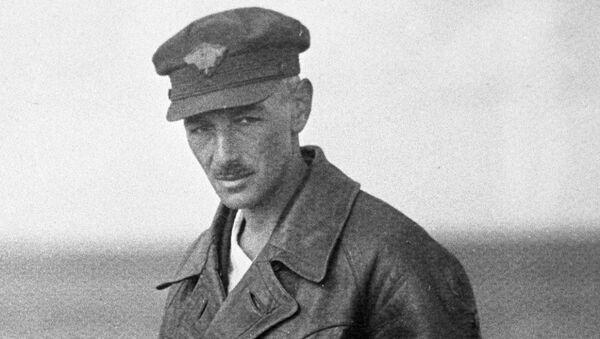 Летчик-ас Первой мировой войны, основоположник высшего пилотажа, конструктор планеров и художник Константин Арцеулов