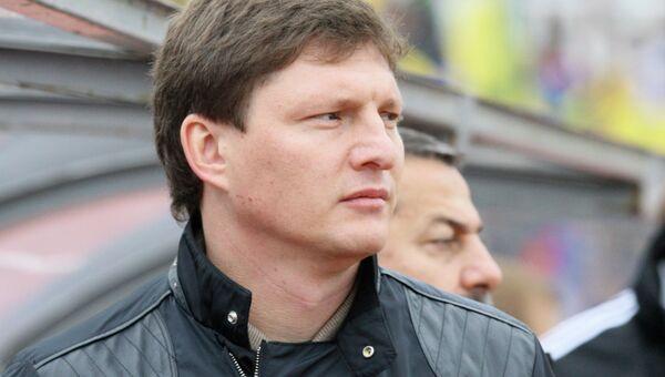 Тренер Андрей Гордеев. Архивное фото