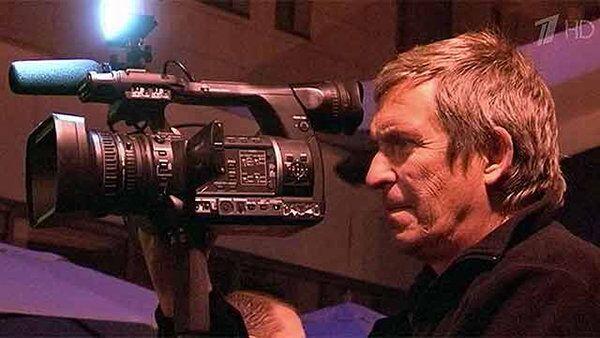 Журналист Первого канала Анатолий Клян