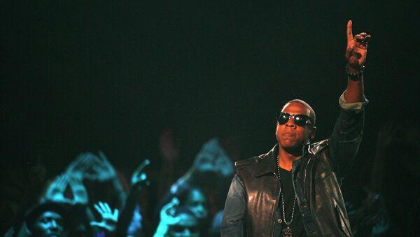 Американский рэпер Jay-Z. Архивное фото