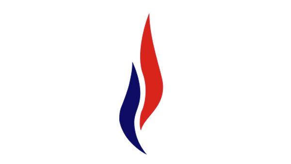 Эмблема организации Национальный фронт Франции