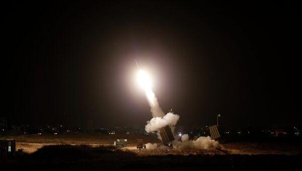 Израильская система ПРО Железный купол