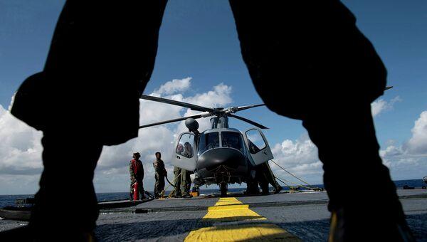 ВМС Филлипин в водах Южно-Китайского моря