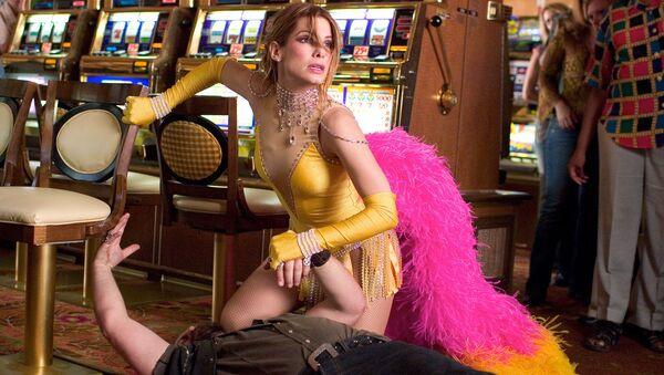 Кадр из фильма Джона Пасквина Мисс Конгениальность 2, 2005