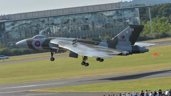 Британский стратегический бомбардировщик Авро Вулкан, Архивное фото
