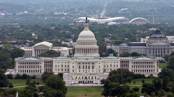 Здание Конгресса США в Вашингтоне, Архивное фото