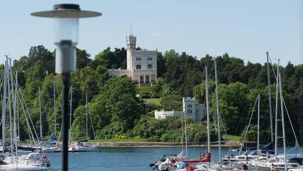 Порт в Осло. Архивное фото
