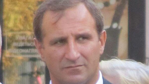 Мэр города Кременчуг Олег Бабаев. Архивное фото