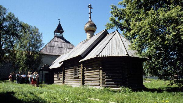 Церковь Дмитрия Салаунского, XVII век