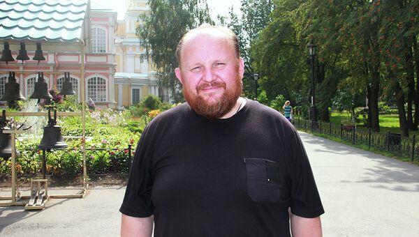 Отец Роман из Славянска