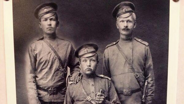 Дед постпреда РФ при ООН Виталия Чуркина среди солдат Первой мировой войны