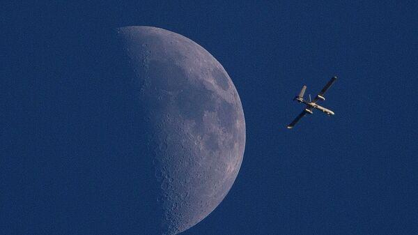 Израильский дрон. Архивное фото