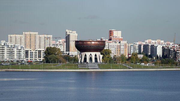 Казань, архивное фото