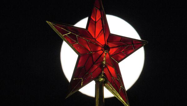 Одна из кремлевских звезд