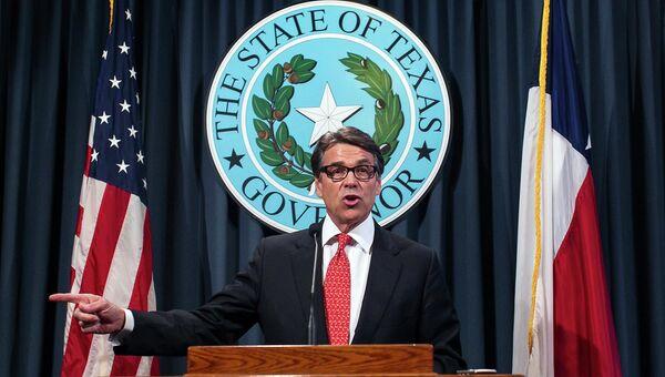 Губернатор штата Техас Рик Перри