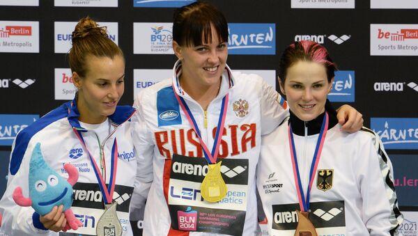 Чемпионат Европы по водным видам спорта. Двенадцатый день