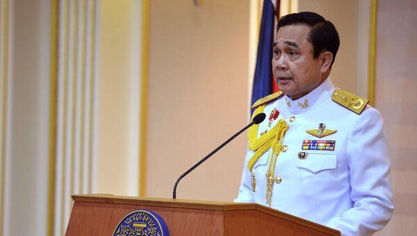 Премьер-министр Таиланда Прают Чан-Оча. Архивное фото