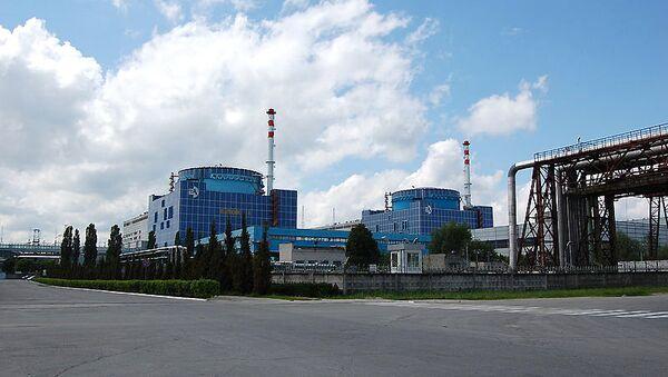 Хмельницкая АЭС. Архивное фото