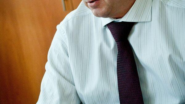 Экс-министр здравоохранения Челябинской области В.Тесленко. Архивное фото