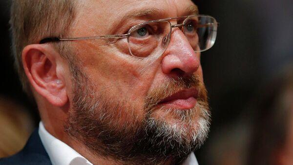 Председатель Европарламента (ЕП) Мартин Шульц