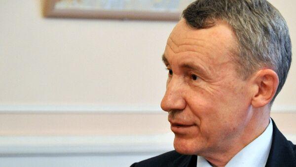 Заместитель председателя комитета Совета Федерации по международным делам Андрей Климов