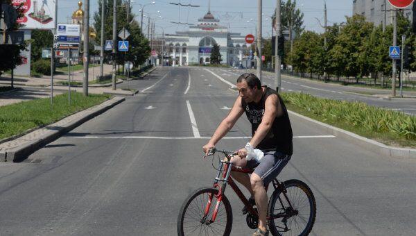 Тест в Донецке тихо для онлайн