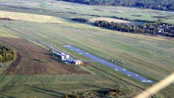 Крушение самолета Як-52 на аэродроме Калачево