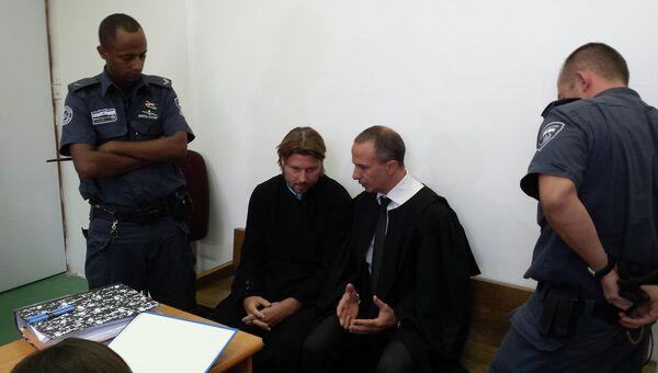 Священник Глеб Грозовский. Архивное фото