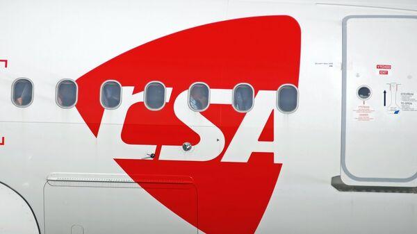 Чешская авиакомпания CSA Czech Airlines (Чешские авиалинии). Архивное фото