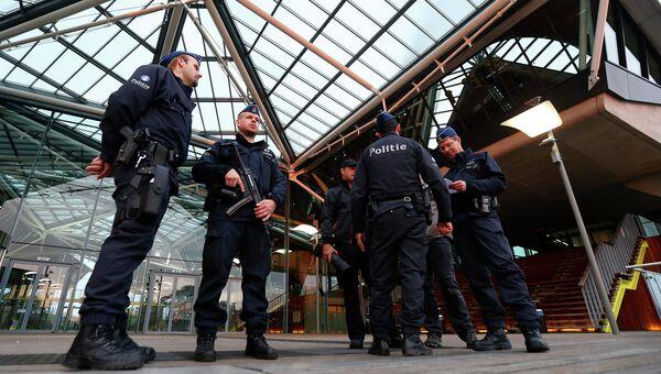 Полиция Бельгии. 29 сентября 2014 года
