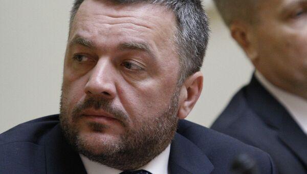 Олег Махницкий. Архивное фото