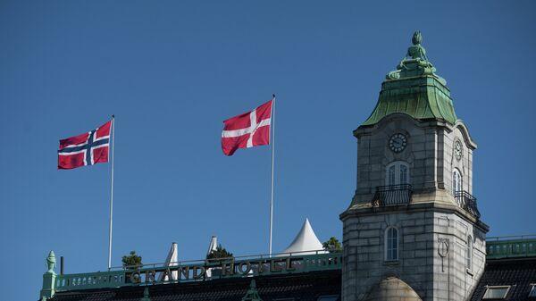 Норвегия. Архивное фото.