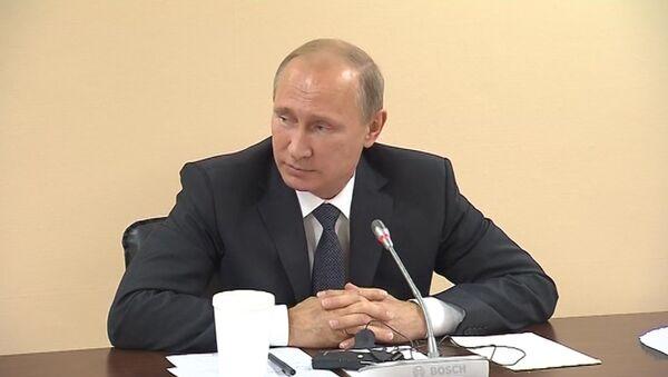 Не очень эффективный политик, но выдающийся шахматист – Путин о Каспарове