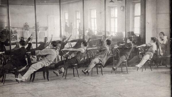 Балет Шостаковича Болт. Архивная фотография