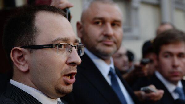 Адвокат Николай Полозов. Архивное фото