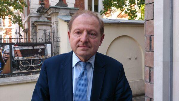 Тадеуш Ивиньский, заместитель председателя комиссии Сейма Польши по международным делам