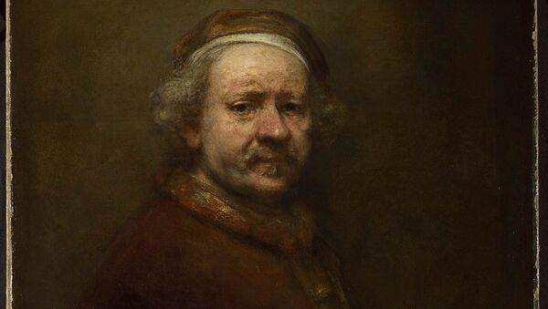 Рембрандт. Автопортрет в возрасте 63 лет, 1669