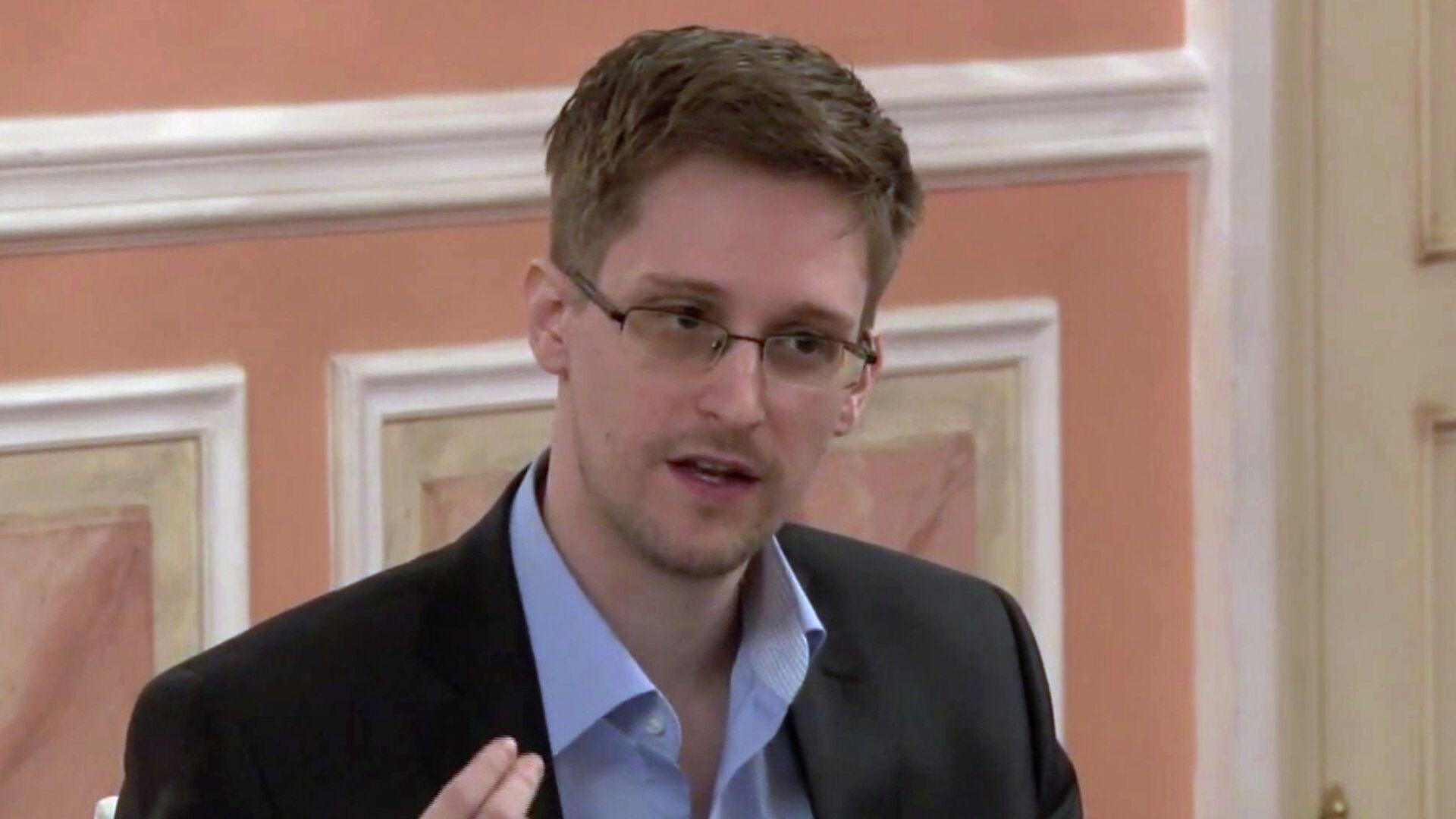 Эдвард Сноуден - РИА Новости, 1920, 01.10.2020