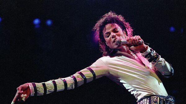 Майкл Джексон о время выступления в Канзас-Сити