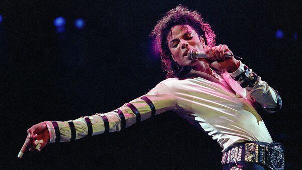 Майкл Джексон. Архивное фото.