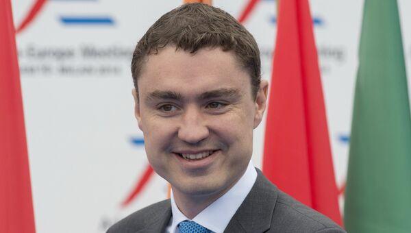 Премьер-министр Эстонии Таави Рыйвас, архивное фото