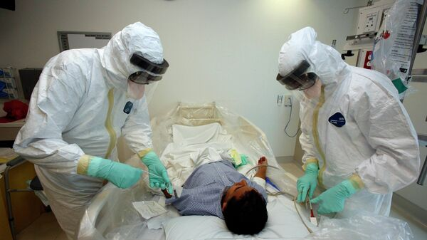 ВСША отыскали  антитело для полной блокировки коронавируса