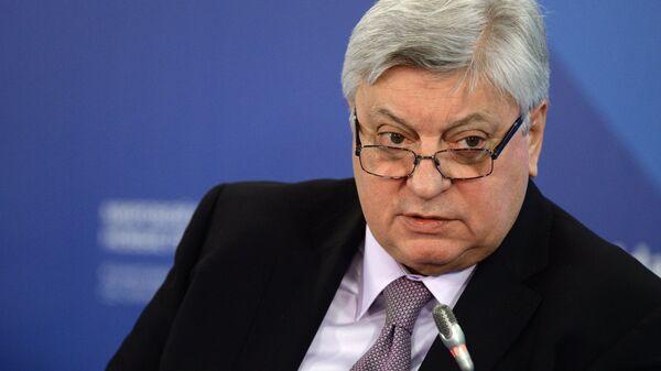 Ректор МГИМО Анатолий Торкунов. Архивное фото