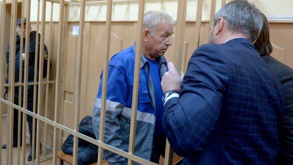 Заседание суда по делу Владимира Мартыненко