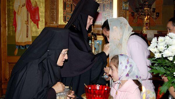 Свято-Иверский женский монастырь, город Донецк, Украина