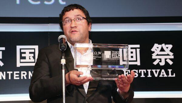 Награждение российского фильма Испытание Александра Котта на 27-м Токийском международном кинофестивале