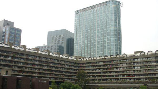 Лондонский концертный зал Barbican