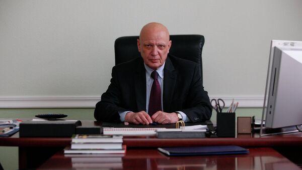 Вице-президент ОАО «РЖД» Александр Салтанов